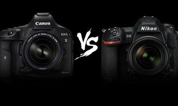 Which is Best: Canon or Nikon?
