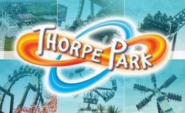 Where is Thorpe Park?